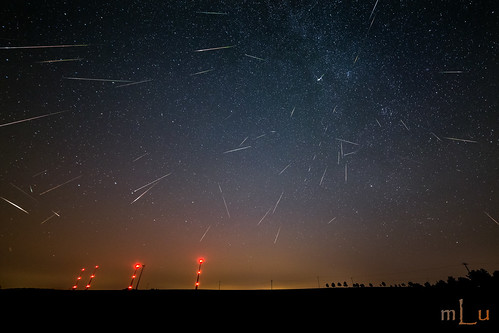 Perseids 2015 - Compilation 1 (All in One)