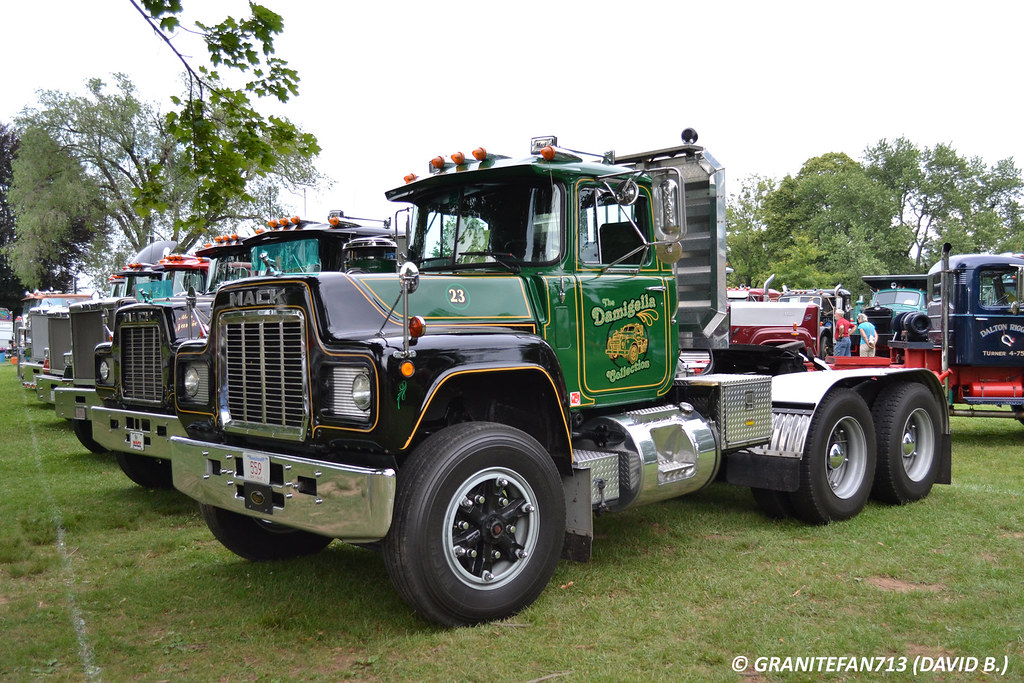 Mack C Model Trucks : The world s best photos of mackrmodel and macktruck