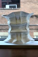 Tragic Mask Tessellation (oschene) Tags: pareidolia origami tessellation origamitessellations developable curvedsurface kakiselflock