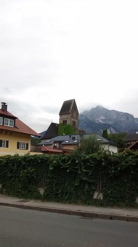 Anif town view