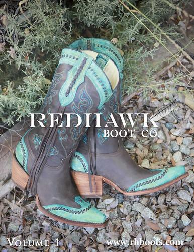Red Hawk Boots Amor Sales Botas Vaqueras De Mujer Zapatos