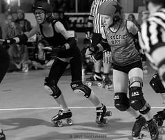 mbdd_vs_scdg_L1062107 1 (nocklebeast) Tags: ca usa marina rollerderby rollergirls skates santacruzderbygirls montereybayderbydames redwoodrebels watercitysports