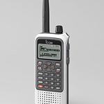 広帯域受信機の写真
