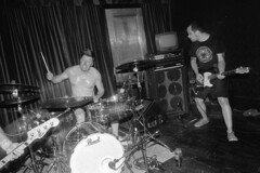 Kennedy by François Carl Duguay (François Carl Duguay) Tags: show music white black film rock photography la punk montreal live haus turbo hardcore carl heavy françois kennedy ligne blatant harde localism duguay