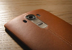 Day 287: G4 (AJFStuart) Tags: leather cellphone device lg mobilephone gadget