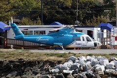 C-GHJW (wiltshirespotter) Tags: helijet sikorsky s76