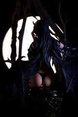 Shunya's Demon Girl - Diorama 24 (diespielzeuge) Tags: moon anime sexy scale girl japan toy toys japanese nikon witch vampire manga figure demon moonlight diorama daemon pvc yamashita bishoujo dsz shunya animefigure spielzeuge bfigure jfigure pvcfigure d7100 diespielzeuge shunyas
