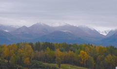 New Snow On The Chugach (outdoorPDK) Tags: alaska anchorage newsnow