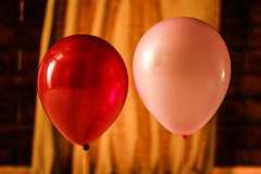 heliofalso (ignaciobritopuga) Tags: chile birthday pink red 2 50mm rojo balloon fake rosa t5 cumpleaos globo viadelmar helio
