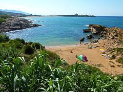 La 2e Crique (Naim H) Tags: lumix playa panasonic plage algrie crique jijel tz7