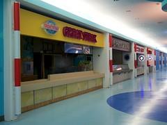 Food Court (Travis Estell) Tags: retail mall shoppingmall foodcourt deadmalls deadmall cincinnatimills deadretail forestfairmall cincinnatimall deadshoppingmall forestfairvillage greatsteakpotatocompany