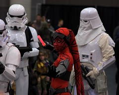 ComicCon Qubec 2015 - Cosplay  Star Wars (eburriel) Tags: canada comics fun starwars costume play cosplay picture makeup exposition qubec disguise hero salon cosplayer dccomics marvel comiccon maquillage octobre heros  2015 dguisements