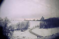 (both names in passport) Tags: railroad winter train nikon ukraine 2012 dirtywindow