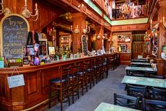 Olga's (sarah_presh) Tags: usa holiday art shop cafe pennsylvania roadtrip olga coudersport olgascafe nikon1024mm nikond7100