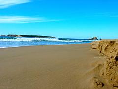 Plage Andrew (Naim H) Tags: lumix playa panasonic plage algrie jijel tz7
