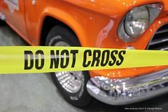 Mito America 2015 (15) (Stolen Star) Tags: orange car wheel yellow faro automobile colore tire tires forbidden tape giallo ribbon arancione divieto particolare donotcross carrozzeria nastro