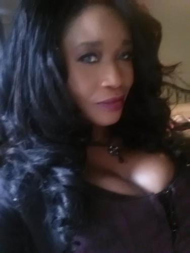 Sexy Selfie of Sabine Mondestin