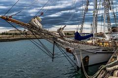 One And All (Lisa JC) Tags: sailing sa portadelaide oneandall sailtrainingship