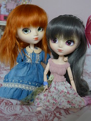 April (Poppy Angel) Tags: april pullip gally galne stica