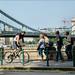 Biker meets Pedestrians