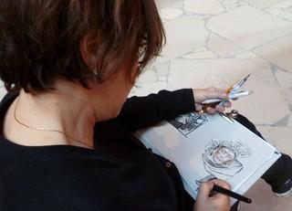 Stage de dessin pour adultes - Architecture et carnet de voyage