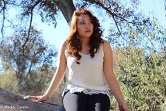 BOSQUE PHOTOS (maddiowens) Tags: girls urban nature fashion portraits magazine outdoors models albuquerque teen vogue indie outfitters