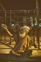 Naga Baba Shri Shiv Raj Giri Ji (..) Tags: nepal temple nikon power yogi strong hindu d610