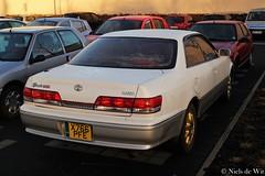 2000 Toyota Mark II Grande Regalia (NielsdeWit) Tags: uk greatbritain favorite germany favourite kleef kleve x100 cleves nielsdewit x766pfe