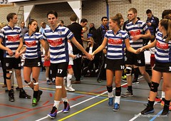 BW_Dalto_151219_1_DSC_3626 (RV_61, pics are all rights reserved) Tags: amsterdam korfbal blauwwit dalto korfballeague robvisser rvpics blauwwithal