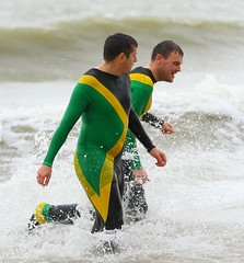 IMG_5135 (Graham  Sodhachin) Tags: christmas swim festive dip folkestone 2015 folkestoneboxingdaydip