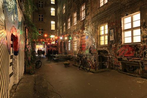Berlin - Hof