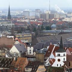 Strasbourg-2016-02-13-192 (Sambaphi) Tags: strasbourg alsace france toits roofs
