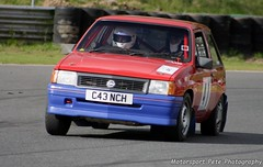 Opel Corsa Harold Palin Memorial Stages Rally Mallory Park 2016 (Motorsport Pete Photography) Tags: opel corsa harold palin memorial stages rally mallory park 2016