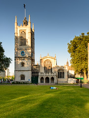 St Margaret's Church, #Westminster (Joe Dunckley) Tags: cityofwestminster england london parliamentsquare stmargaretschurch uk westminster architecture building church pedestrian person walker