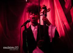 Kelsey Lu at Drake Underground, Toronto ON, 2016 10 20 (exclaimdotca) Tags: 2016 concert concertphotography drakeunderground kelseylu kevinjones livemusic on toronto stanleyomarcom cello