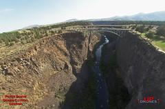 DU PKOgden 2 (bradleybennett) Tags: drone drones fly high quad copter blade 350qx3 remote control flying peter skene ogden canyon oregon bungee jump jumper jumping park bridge water creek stream