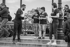 walk together adelaide - oct 2016 - 220698 (liam.jon_d) Tags: aussiessaywelcome realaustralianssaywelcome walktogetherwelcometoaustraliayourewelcomehere walktogether2016 2016 mono adelaide arty australia australian bw billdoyle blackandwhite celebration community communityevent event monochrome multicultural parade peopleimset protest rally rallyingimset sa saywelcome southaustralia southaustralian walktogether welcome welcometoaustralia