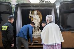 Peregrynacja Figury w. Michaa Archanioa004 (Sanktuarium w Krzeszowie) Tags: krzeszw grssau boogrobcy gargano archanio micha saint michael archangel