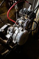 1936 Eska Sachs 98 lgr (The Adventurous Eye) Tags: 1936 eska sachs 98 lgr motorcycle museum splnnsen pavlkov motocyklov muzeum historickch motocykl historic classic