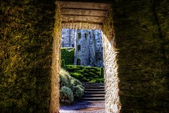 Out The Watchtower Door To The Castle (gr8fulted54) Tags: tonemapped hdr photomatix on1 aurorahdr nikon d7100