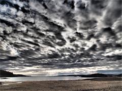 PA093358 e1 MF fr (David Geddes1) Tags: crepuscular eigg camusunary sandaig beach