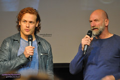 DSC_0164 (SPNBrotherhood) Tags: sam heughan outlander graham jusinbello jibland jibland2016 jib mctavish convention