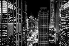 Shanghai Shines (Rob-Shanghai) Tags: shanghai cityscape china modernchina kempinskihotel view lujiazui pudong towers leicaq