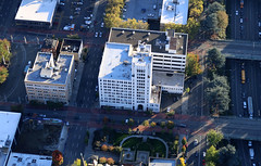 Terminal Sales building (pdx.rollingthunder) Tags: aerial aerialphotography oregon pacificnw aviation flight cessna mthood mounthood portland