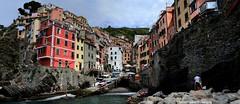 Riomaggiore Cinque Terre (Rex Montalban Photography) Tags: rexmontalbanphotography cinqueterre liguria riomaggiore italy