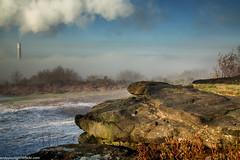 Runcorn Hill in Autumn (4 of 10) (andyyoung37) Tags: mist runcorn runcornhill cheshire england unitedkingdom gb