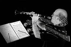 Blowin' in the Wind (cornishdave) Tags: clarinet music blowininthewind dillon