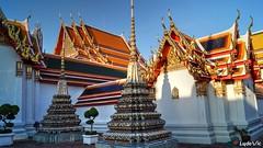 Wat Phra Chettuphon, Bangkok (Ld\/) Tags: wat pho phranakhon bangkok thailande thailand  bouddha couch temple buddha architecture flickr explore
