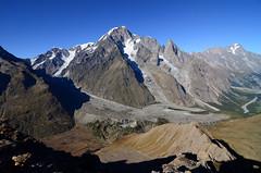 The Italian side of Mont Blanc (supersky77) Tags: montblanc montebianco aosta valdaosta valledaosta valledaoste veny valveny miage ghiacciaio glacier gletscher montfortin courmayeur alpi alps alpes alpen