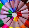Multicolor (J.Gargallo) Tags: colores arcoiris lapices pencils pencil multicolor circulo canon canon450d eos eos450d 450d castellón comunidadvalenciana españa spain tokina tokina100mmf28atxprod macro macrofotografía